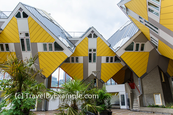 Residential Cube houses