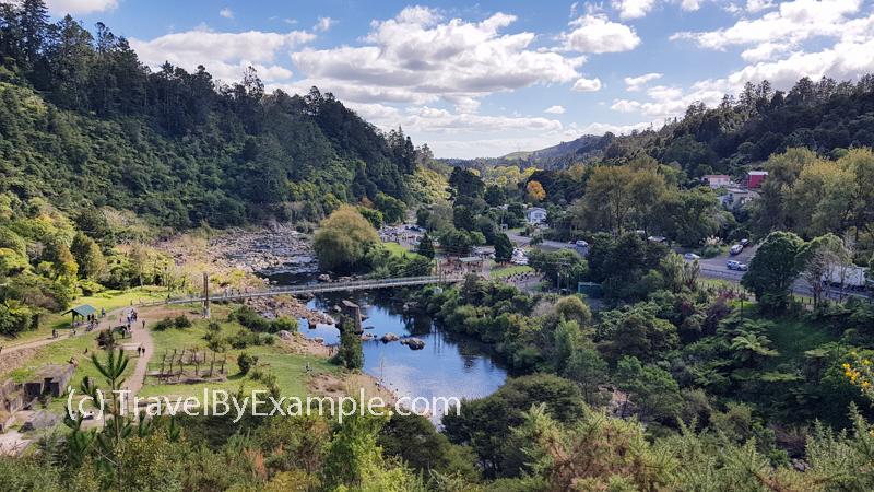 Karangahake Gorge - gold mining and scenic walks
