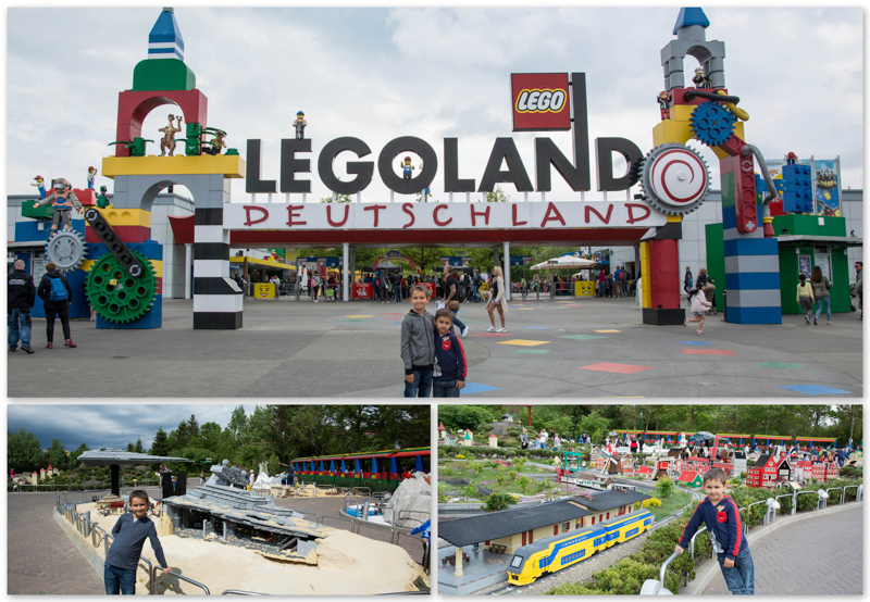 Visit to Legoland on the One week road trip itinerary in Bavaria