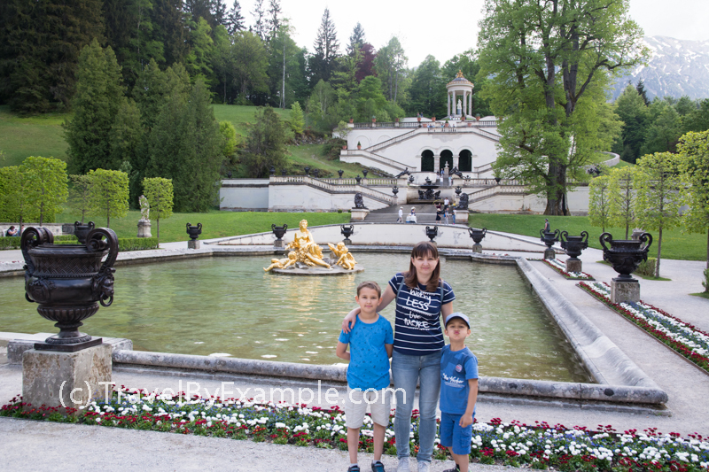 We really liked Linderhof Palace and Park