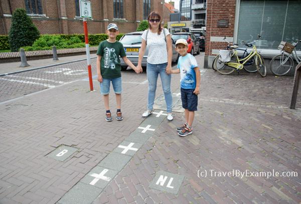 Travel by Example - Baarle-Nassau and Baarle-Hertog